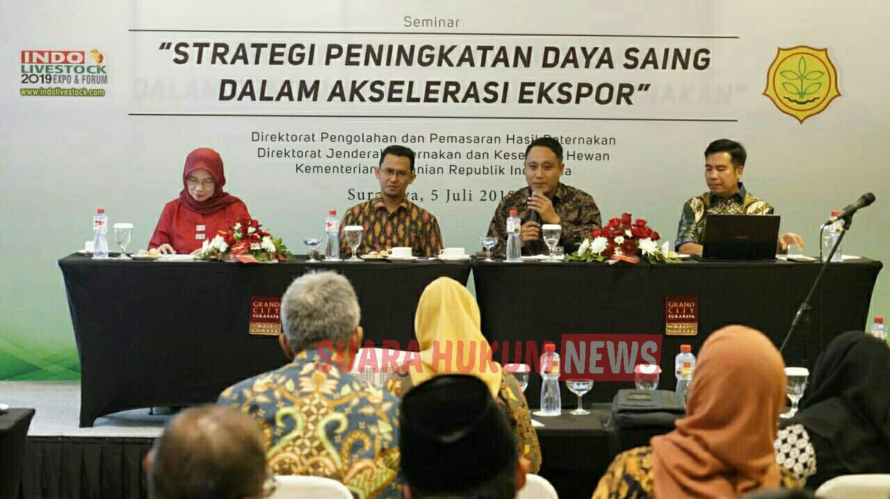 WAKIL BUPATI SAIFUL ARIFIN MENJADI NARASUMBER SEMINAR NASIONAL UNTUK DEKAN DAN KADINAS SE-INDONESIA