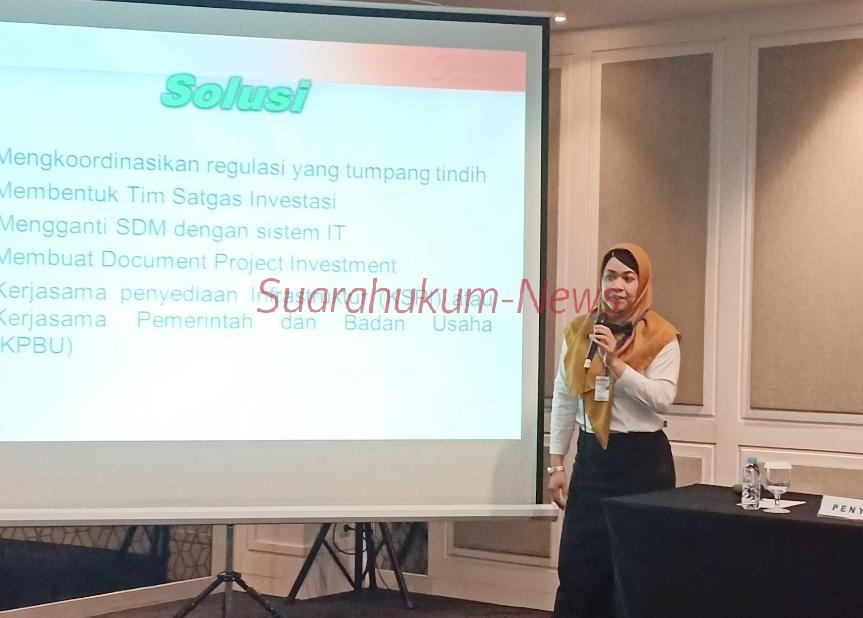 Ikuti Pelatihan Pengembangan Investasi Daerah , Kabupaten Pati Miliki Berbagai Potensi Investasi