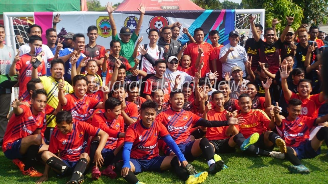 SPFA Miliki Tiga Lapangan Training Ground Dan Asrama, Safin : Semoga Lahirkan Timnas Yunior Maupun Senior