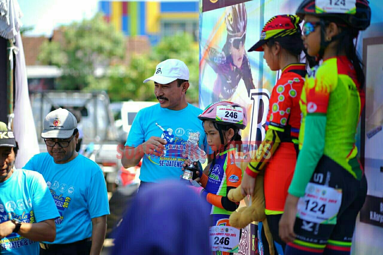 Ajang Kejuaraan Sepatu Roda Bupati Cup , Diikuti Oleh Ratusan Atlet Se-Jateng & DIY