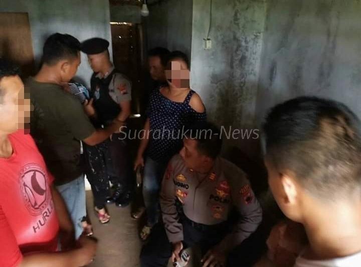 Tim Satgassus Kebo Landoh Polres Pati Amankan Pemilik Rumah & Dua Wanita Diduga PSK