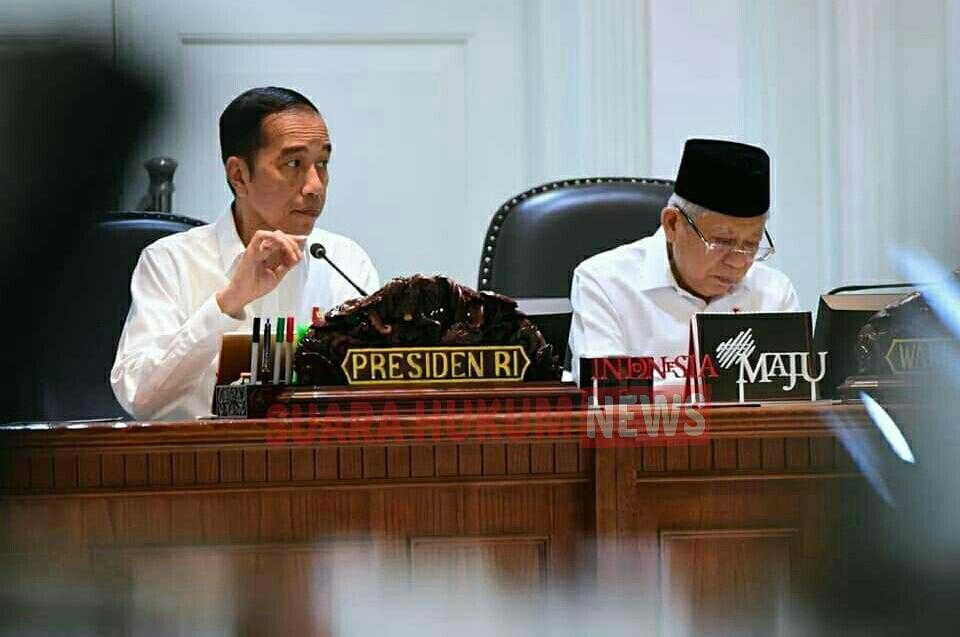Presiden : Rancangan Kebijakan Fiskal Tahun 2021 Harus Mampu Perkuat Daya Tahan Ekonomi Nasional