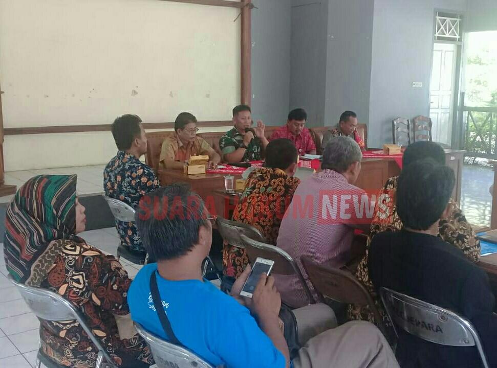 Sinergitas TNI-Polri Selesaikan Sengketa Warga , Tempuh Jalur Kekeluargaan Dan Mufakat