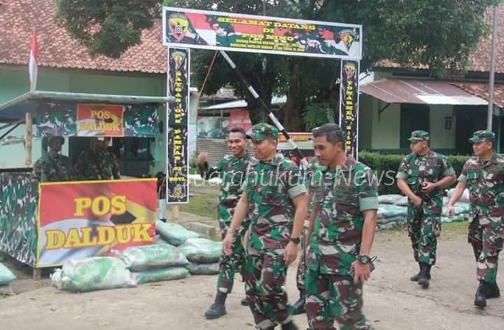 Yon Armed 3/NP, Satbanpur Pertama Tugas Pamtas RI-RDTL