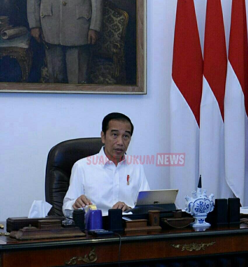 Presiden Jokowi Tegaskan, Pembebasan Bersyarat Tidak Berlaku Untuk Narapidana Korupsi