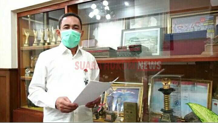 Negatif Covid-19, Dua PDP Di KSH Diizinkan Pulang,8 Orang Dinyatakan Sembuh