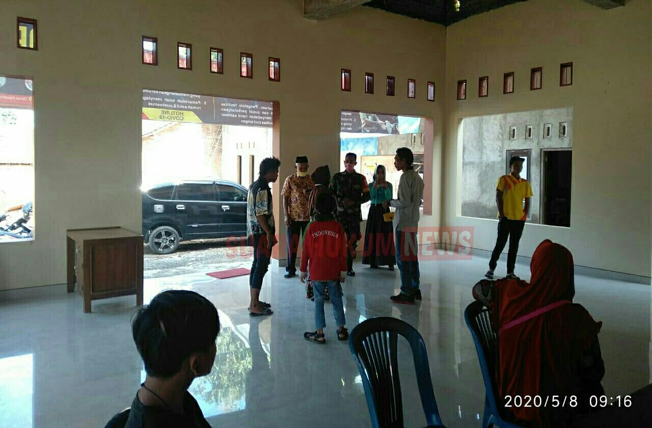 Pelaku Dan Korban Pelcehan Seksual Masih Bawah Umur,Mediasi Keduanya Di Balai Desa Rajekwesi