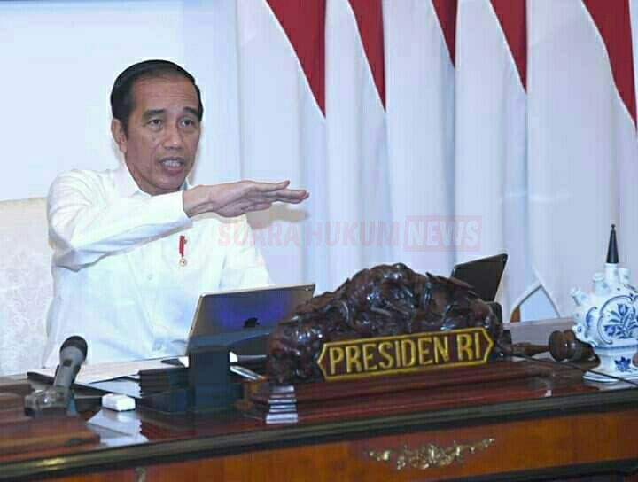 Presiden Jokowi: Ketersediaan Dan Stabilitas Harga Pangan Harus Betul-Betul Terkontrol Di Lapangan