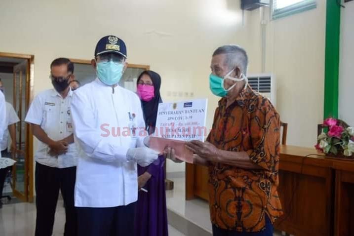 BLT APBD Kabupaten Pati Senilai Rp 600 Ribu Per Bulan, Sudah Mulai Disalurkan