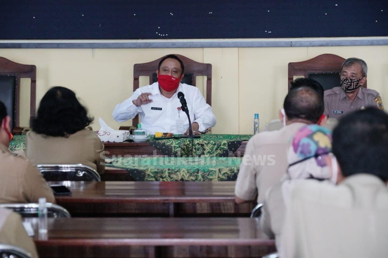 Wakil Bupati Pati Saiful Arifin Dorong Produktivitas Pangan, Di Masa Pandemi Covid-19