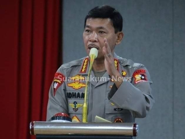 Kapolri Drs. Idham Aziz Membuka Musrenbang Polri Tahun 2020 Di Pusdalsis Mabes Polri