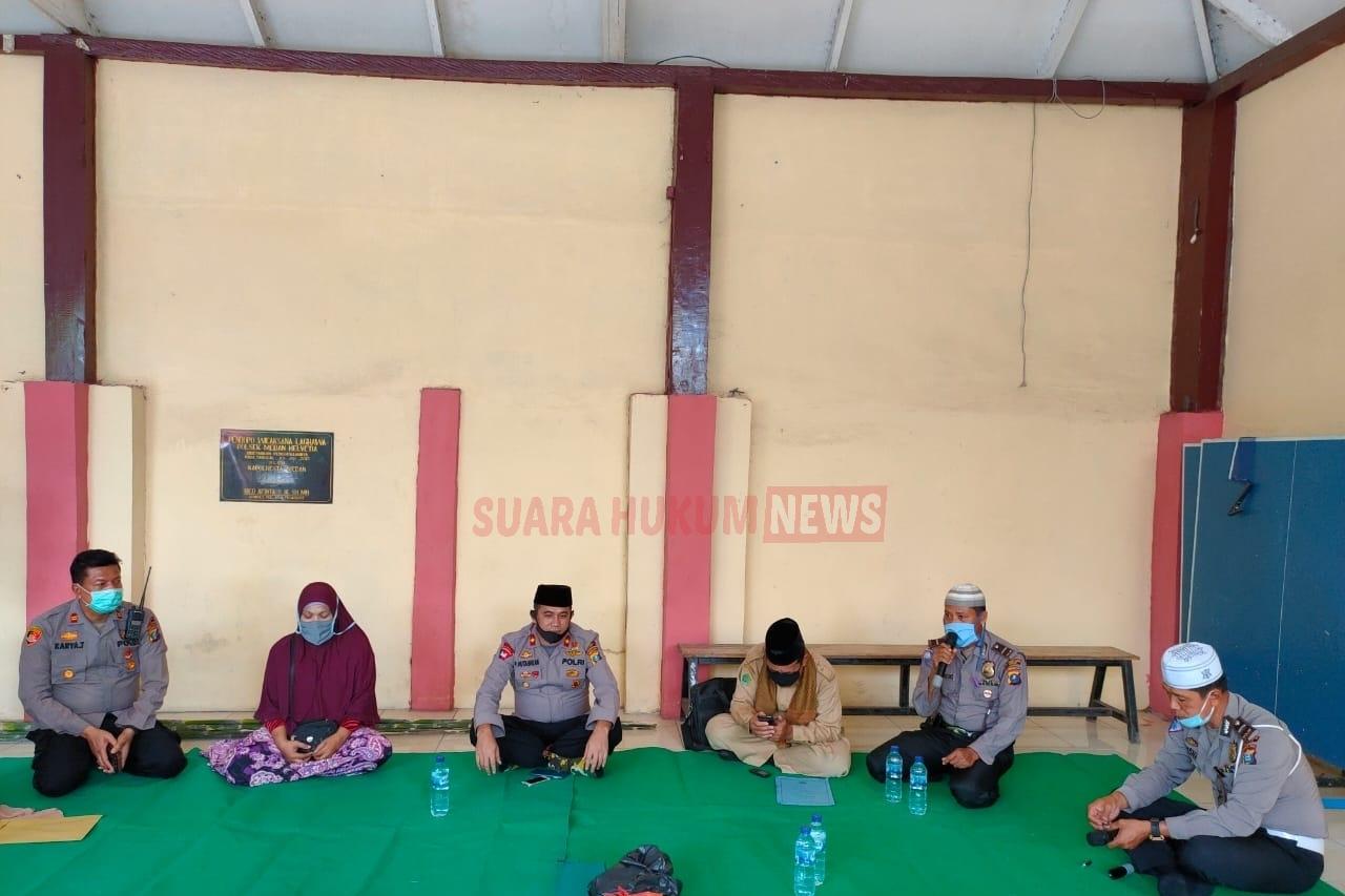 Tahanan Kasus 365 Langsungan Nikah Di Aula Wicakasana Leghawa, Polsek Medan Helvetia