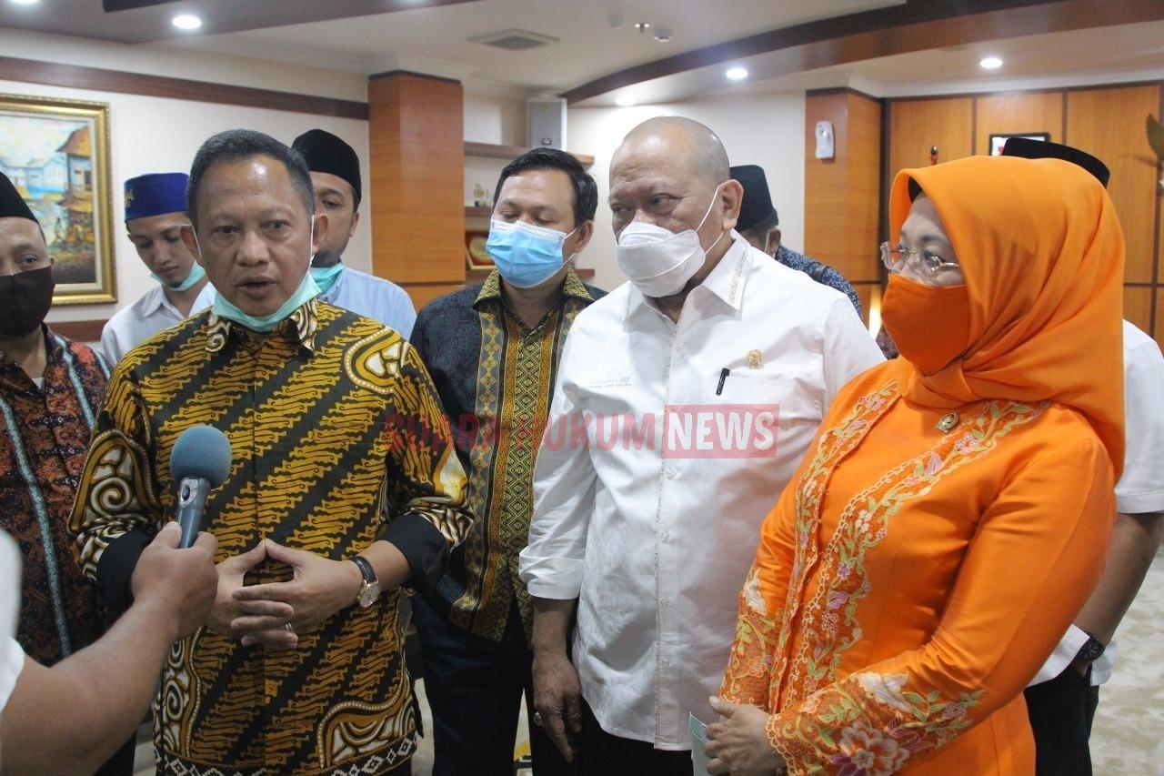 Kontroversi DPRD Vs Bupati Jember, Mendagri : Kita Tunggu Keputusan Gubernur Jatim Pada 26 Juni Mendatang