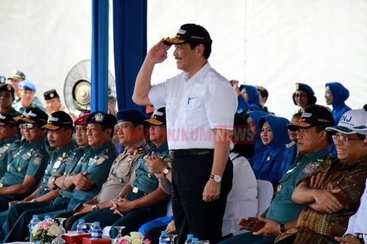 Menko Luhut Tegaskan, Investor Tak Bisa Ganggu Kedaulatan Indonesia Di Laut Natuna