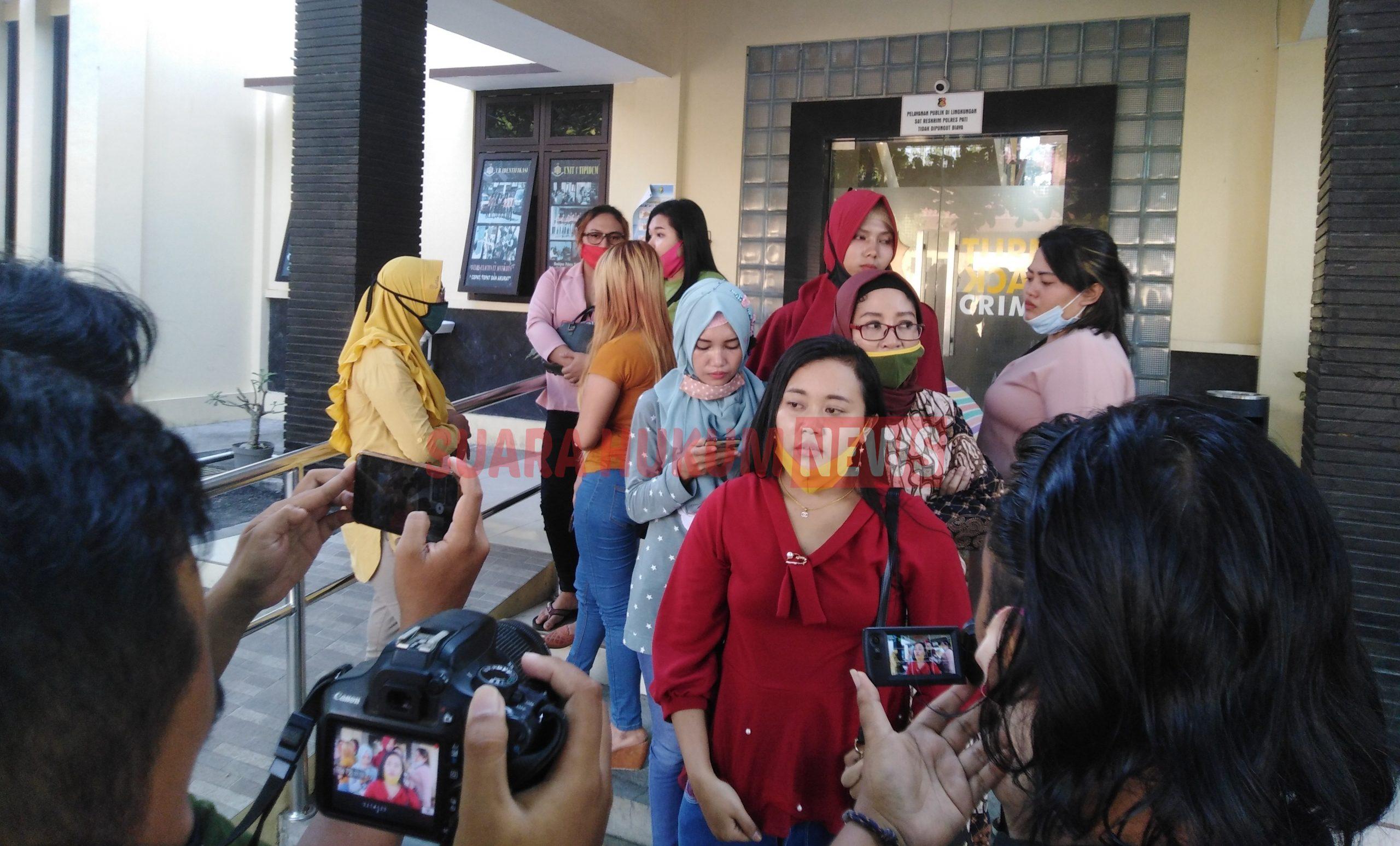 Diduga Menjadi Korban Arisan Online, Puluhan Member Melapor Polisi
