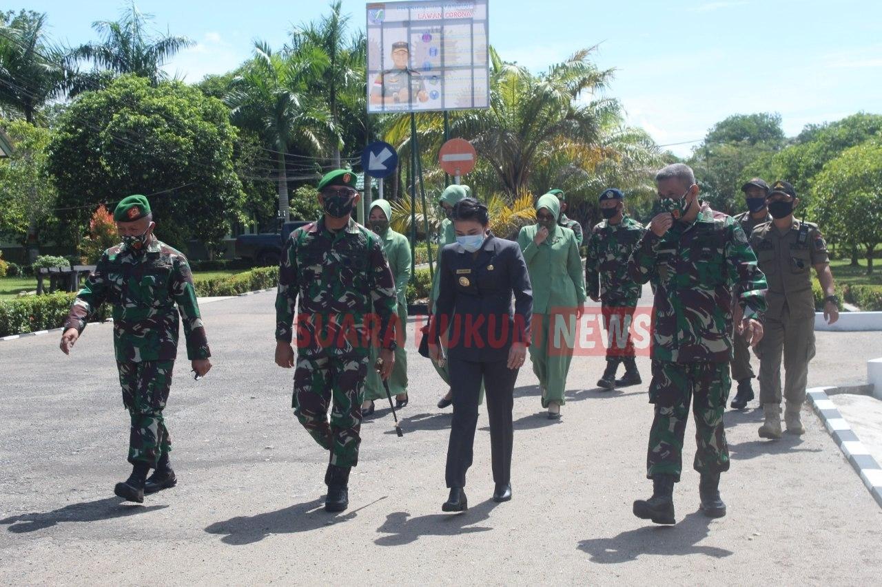 Pisah Sambut Komandan Brigade Infanteri 19 Khatulistiwa, Kolonel Inf Rama Pratama