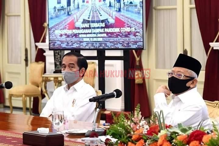 Presiden: Fokus Pada 3T Dan Tingkatkan Disiplin Protokol Kesehatan