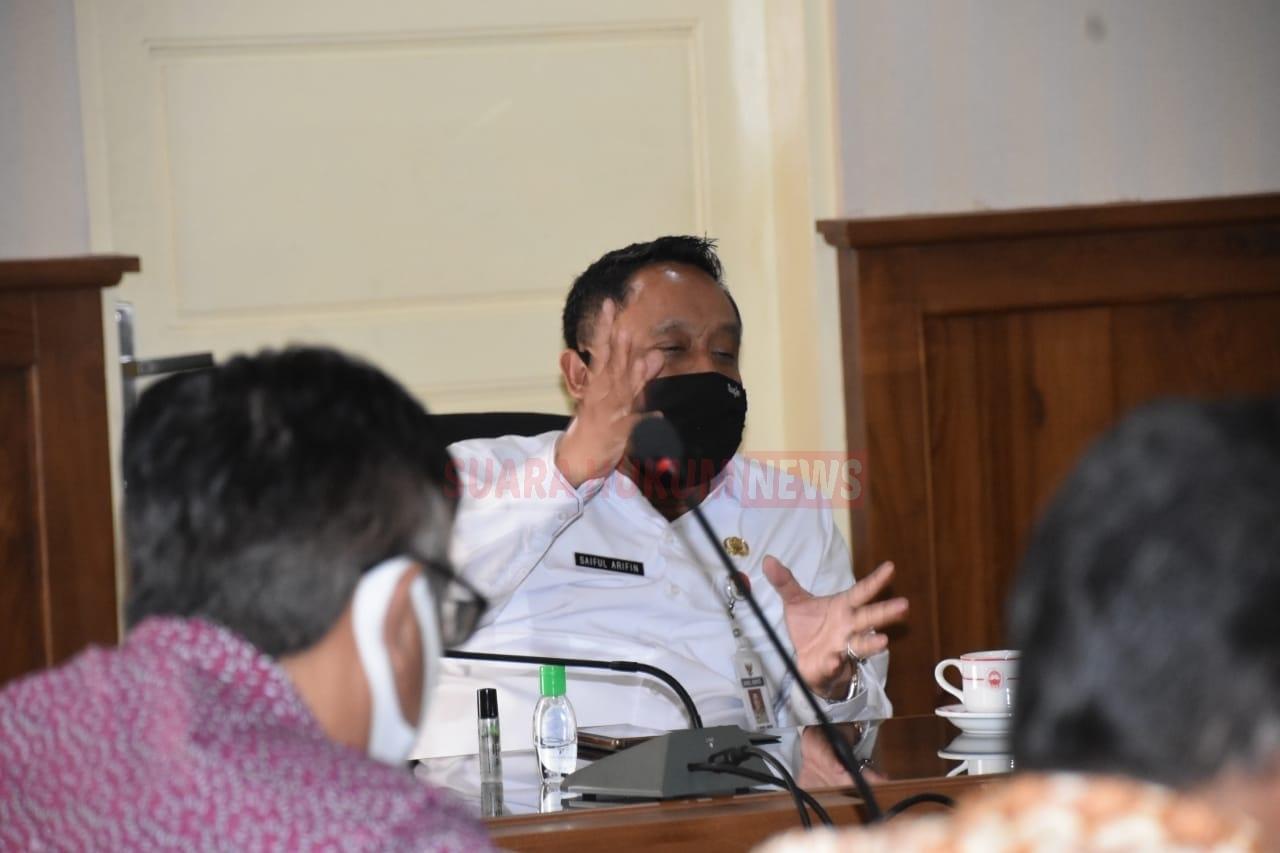 Wakil Bupati, Safin : Petani Harus Dapatkan Nilai Lebih Dari Usaha Pertanian