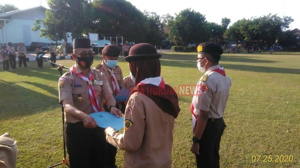 Kodim 0620 Cirebon, Gelar Pengukuhan Anggota Saka Wira Kartika