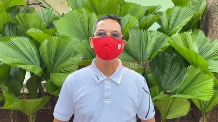 Kasetpres: Pelantikan Gubernur Kepulauan Riau Dilakukan Dengan Protokol Kesehatan Ketat