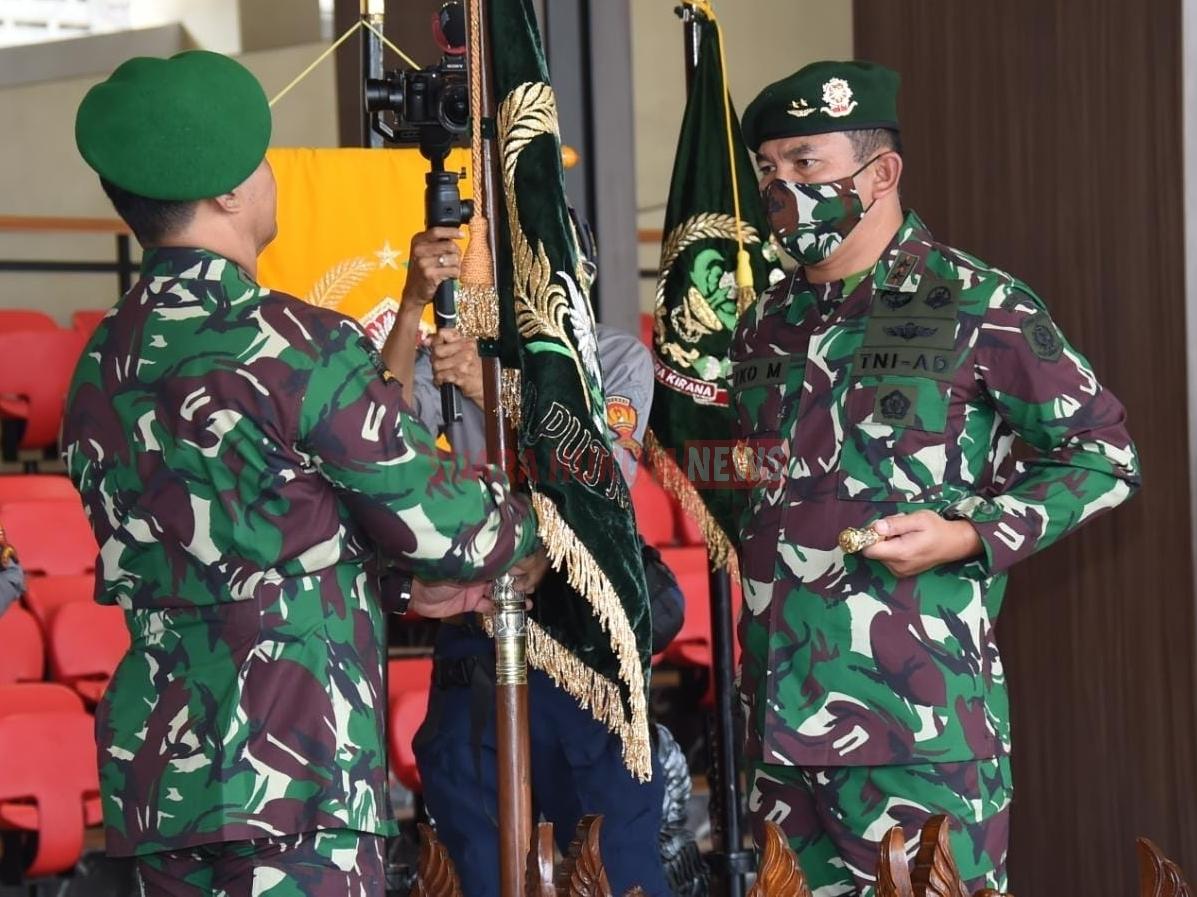 Kasad Pimpin Sertijab 7 Jabatan Dan Penyerahan 2 Jabatan Di Jajajaran TNI AD