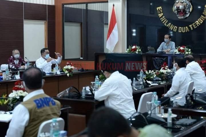 Presiden Jokowi : Kesehatan Dan Ekonomi Merupakan Dua Hal Yang Sama Penting