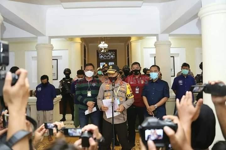 Kapolda Jateng : Tidak Ada Tempat Untuk Kelompok Intoleran Di Wilayah Hukum Jawa Tengah