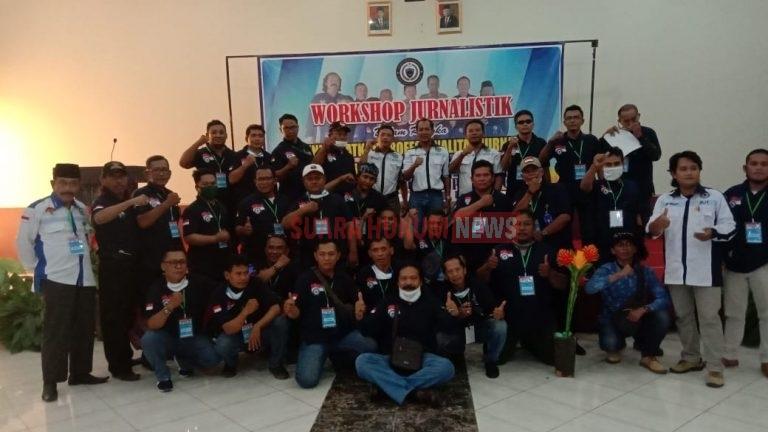 Gelar Workshop, Ketum Sekber IPJT: Langkah Tepat Menuju Jurnalis Profesional