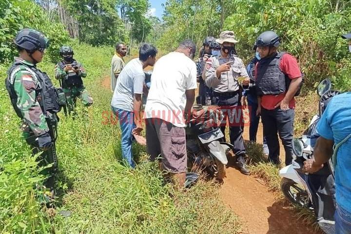 Aparat Gabungan Gelar Patroli Di Wilayah Lintas Perbatasan RI-PNG