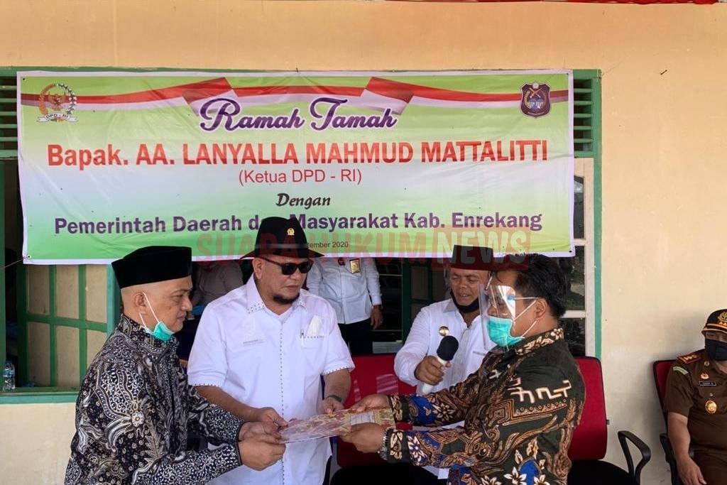 Dorong Realisasi Museum Habibie Di Parepare, LaNyalla Mattalitti Langsung Tinjau Lokasi