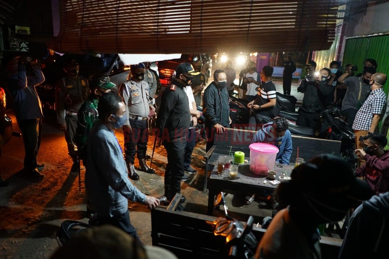 Bupati Haryanto Gencarkan Operasi Yustisi, Dapati Beberapa Warga Tak Bermasker