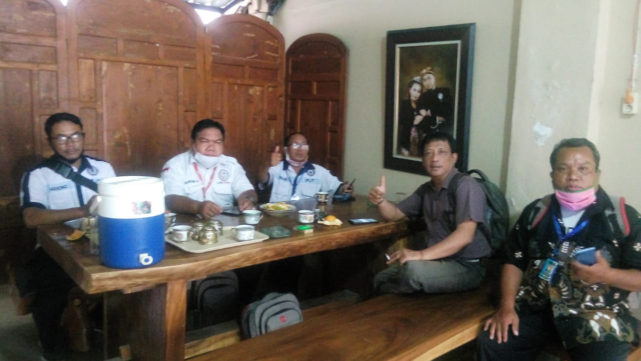 Panitia Pastikan, Pelaksanaan Workshop IPJT DPC Grobogan Aman Covid-19
