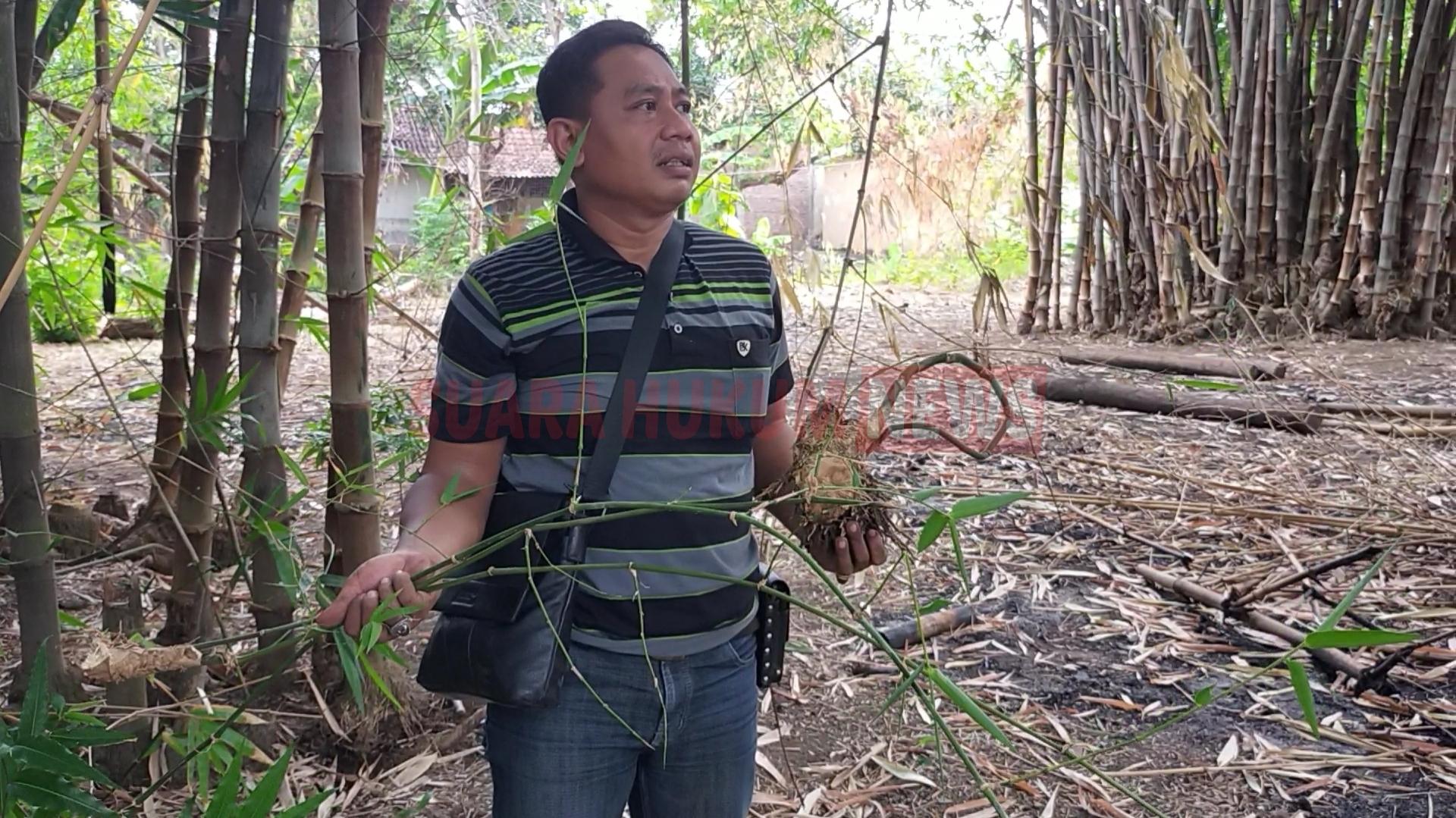 Berburu Benda Bertuah Di Lokasi Petilasan Nyai Rorosuli