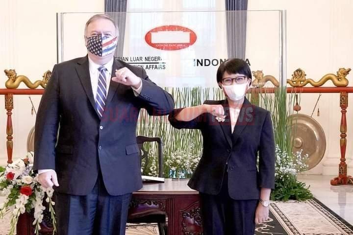 Menlu : AS Perpanjang Fasilitas GSP Untuk Indonesia