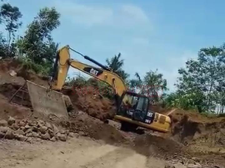 Peti Di Bondowoso Terus Berjalan, Diduga Luput Dari Penegakan Hukum Dan UU Minerba
