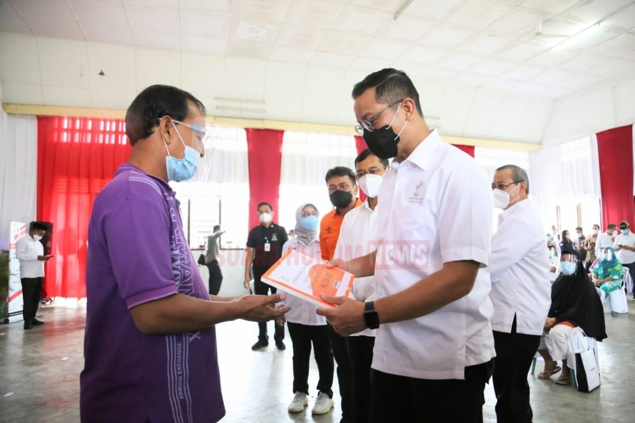 Kemensos Buka 20 Ribu Kuota Tambahan Bagi KPM Untuk Penerima BST