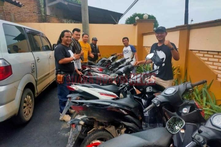 Tim Resmob Polres Pati Berhasil Ungkap Pelaku Pencurian Kendaraan Bermotor Yang Beraksi Di Tempat Ibadah