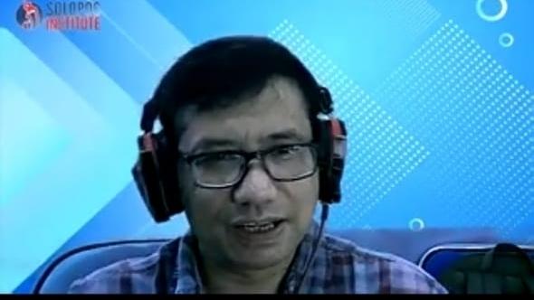 Persiapan UKW, 24 Jurnalis Ikuti Pra UKW Yang Diselenggarakan Oleh Solopos Institute