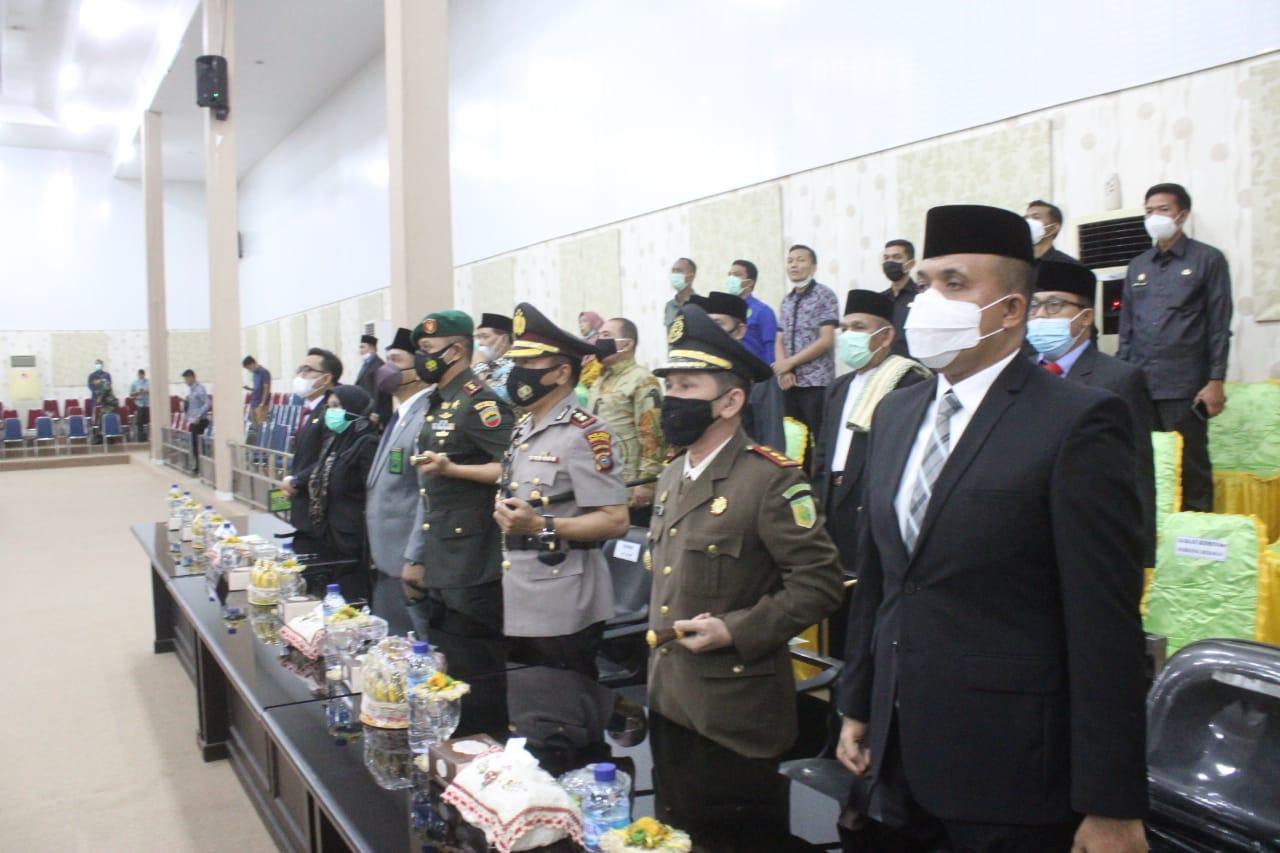 Kapolres Sergai Hadiri Rapat Paripurna Istimewa DPRD,Hari Jadi Kabupaten Serdang Bedagai Ke-17