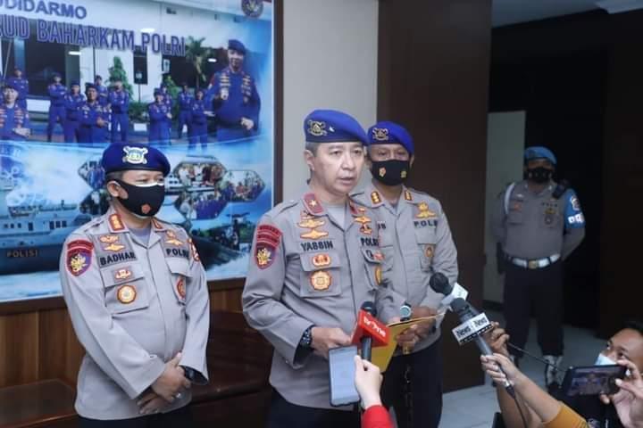Tim SAR Gabungan Temukan Serpihan Badan Pesawat Sriwijaya & Bagian Tubuh Korban