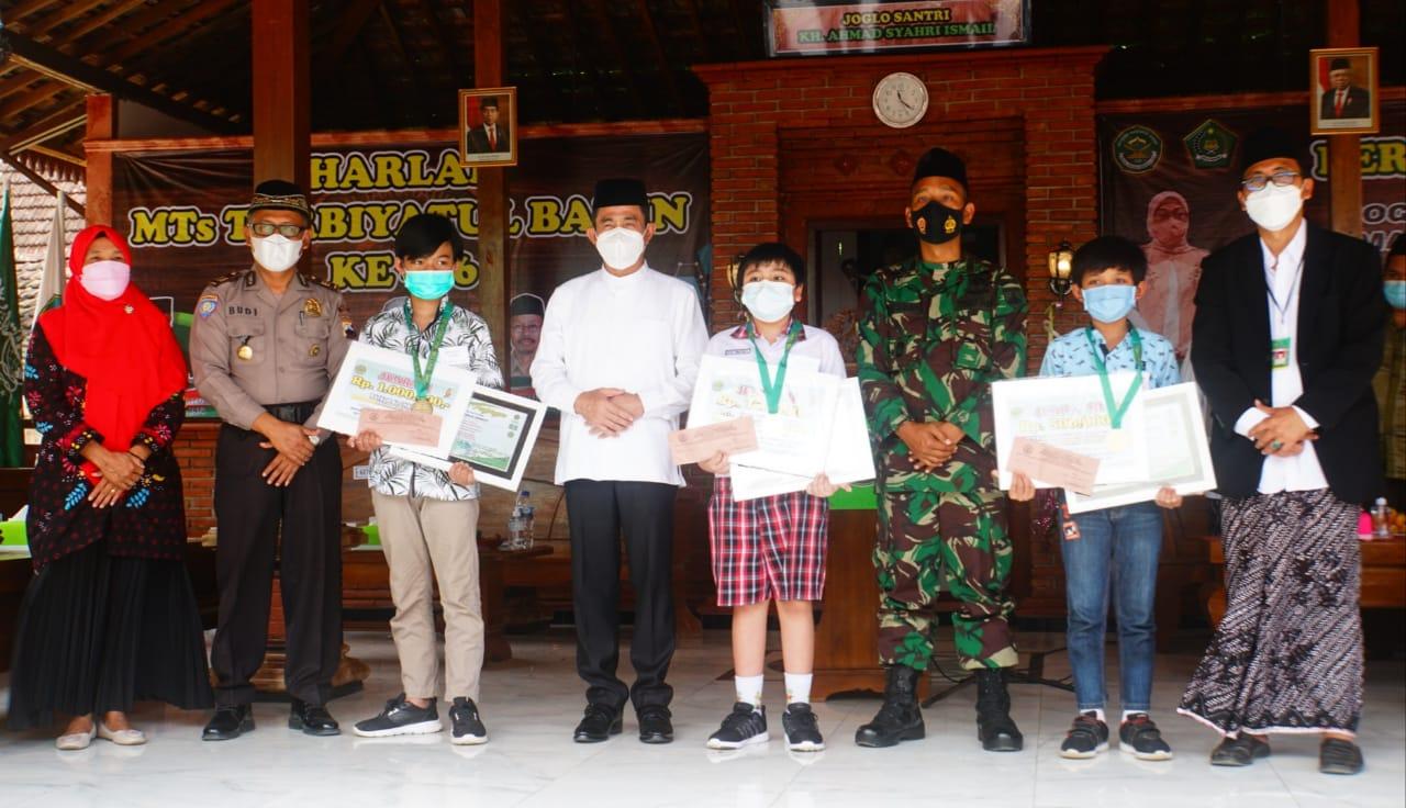 Hadiri Peresmian BLK Multimedia Tarbiyah Banin, Bupati: Madrasah Punya Nilai Lebih