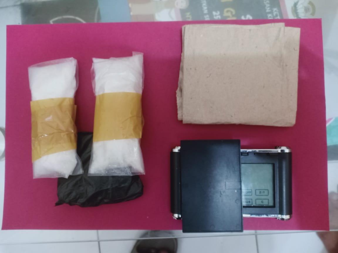 Pemilik Sabu Seberat 118.20 Gram, Di Ciduk Satresnarkoba Polres Sergai