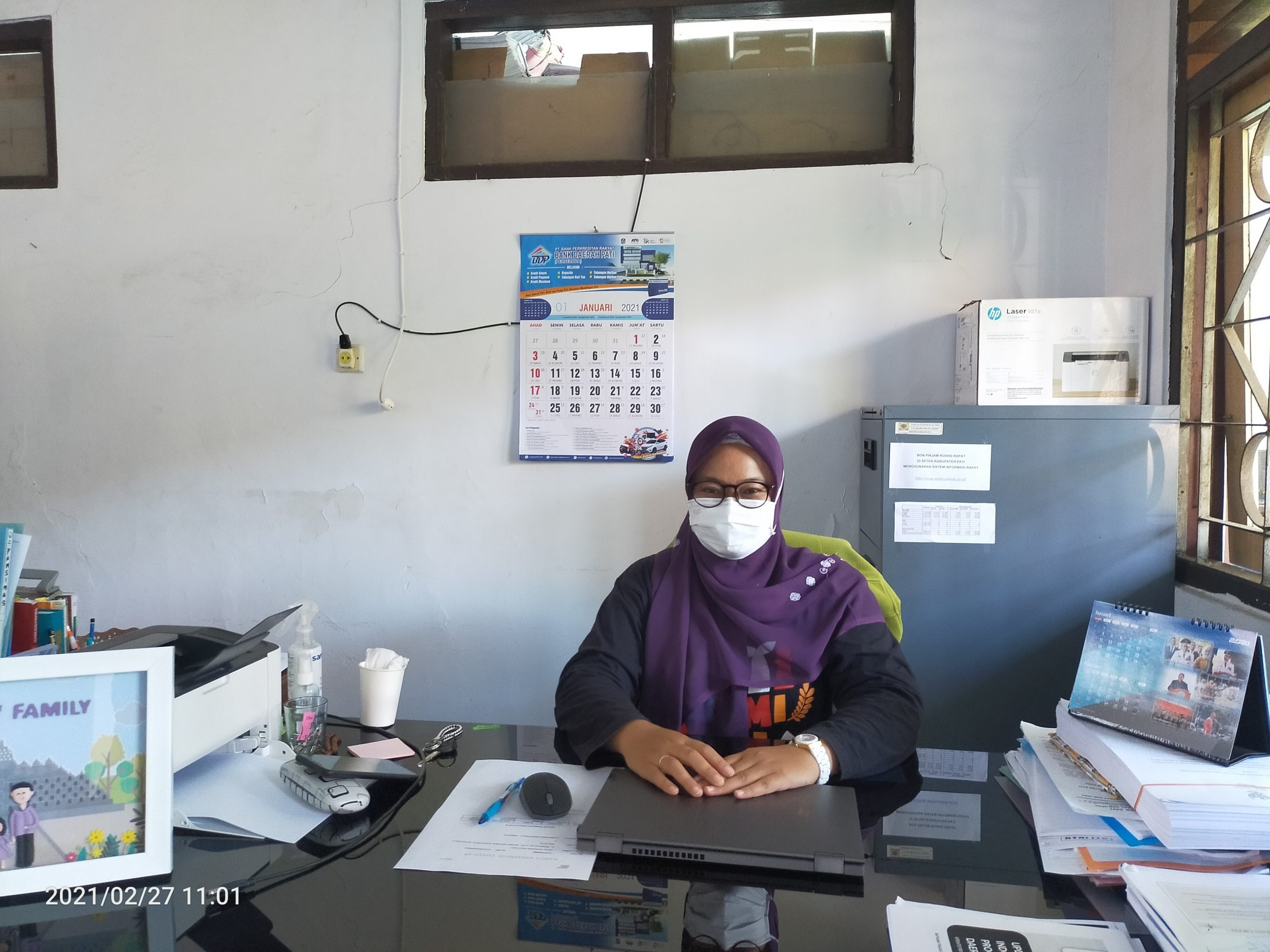 Pendaftaran Calon Kades di Buka, APBDes 2021 Desa Sumbermulyo belum Tersusun, Dispermades Pati: Belum Terima LPJ