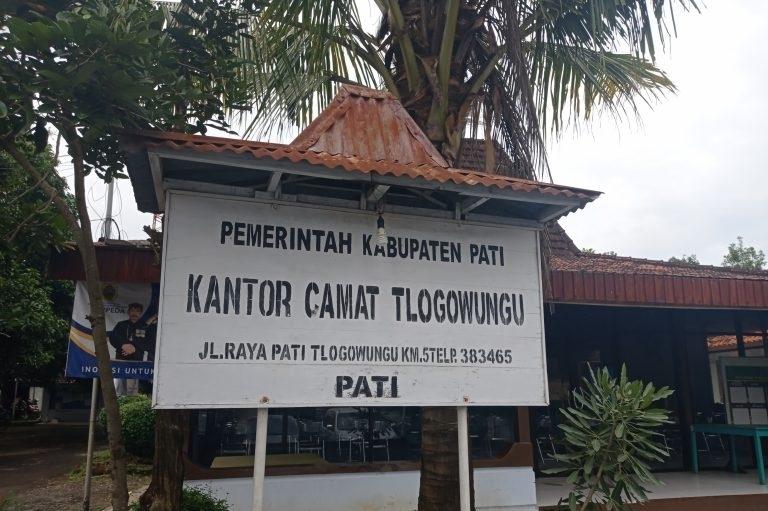 Camat Tlogowungu Pilih Bungkam tentang Seputar Polemik LAMJ di Wilayahnya, Ada Apa ….?