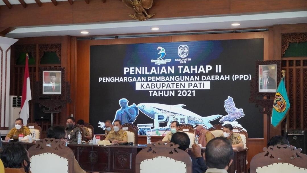 Ketua DPRD Kabupaten Pati Sampaikan Tugas dan Fungsi Pokok Menjadi Seorang Wakil Rakyat