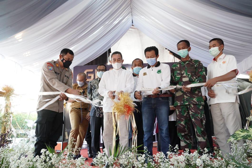 Bupati Haryanto Hadiri Pembukaan Sekolah Berkuda Tamansari Equestrian Park