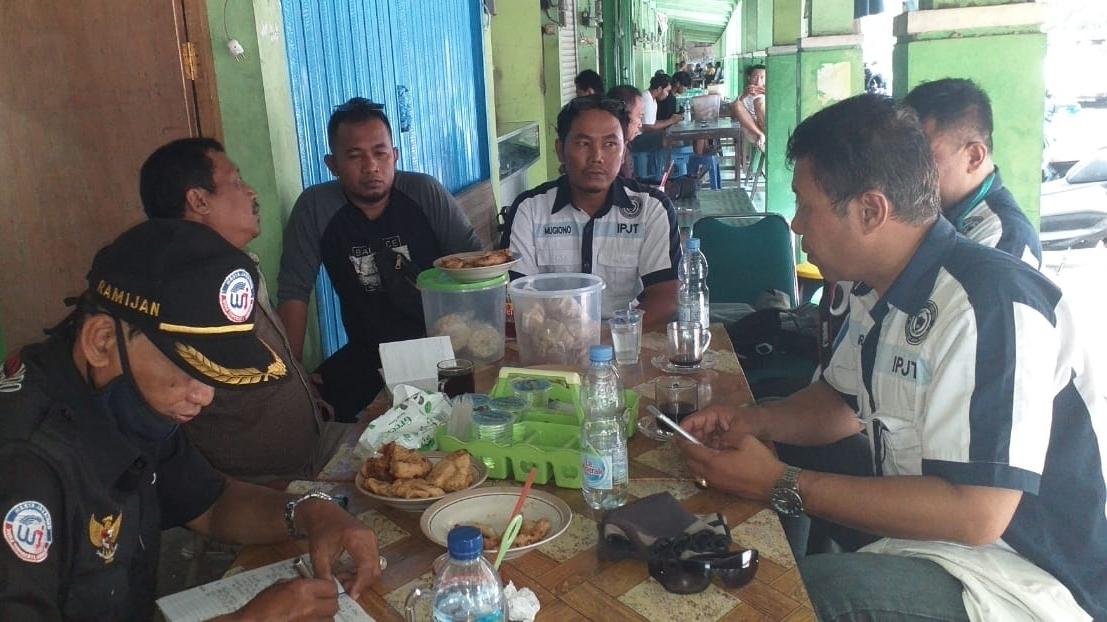 Sekber IPJT DPC Kabupaten Grobogan Gelar Rapat Pemantapan Organisasi dan Bahas ProgramKerja
