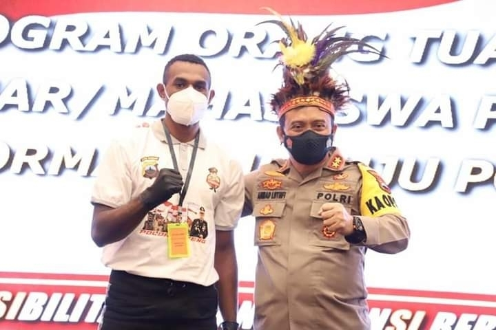 Program Pola Anak & Orang Tua Asuh Pelajar/Mahasiswa asli Papua di Jateng, Jamin Rasa Aman