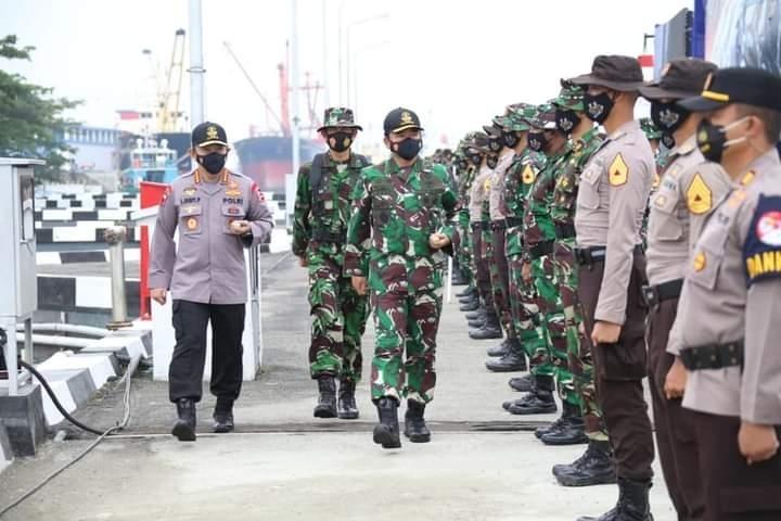 Didampingi Kapolri, Panglima TNI Buka Latsitarda Nusantara Ke-41 di Medan