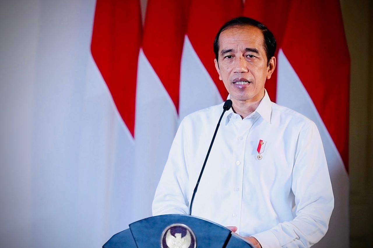 Pencarian KRI Nanggala 402, Presiden: Kerahkan Segala Kekuatan dan Upaya untuk Penyelamatan 53 Awak Kapal